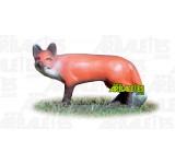 Cible renard en mousse dense prévu pour le tir à l'arbalète, cible idéale pour travailler la précision du tir a l'arc ou tir à l'arbalète.
