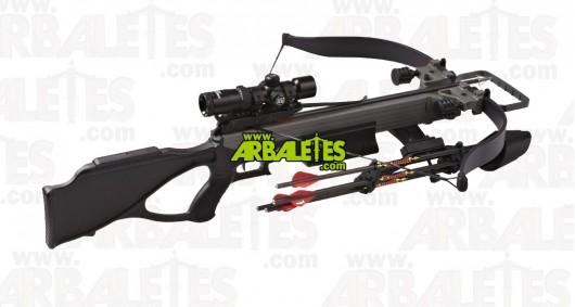 Excalibur Matrix 380 Blackout - 260 lbs