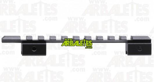 Adaptateur 22 mm pour rail 11 mm
