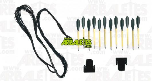 Pack d'accessoires pour pistolets arbalètes