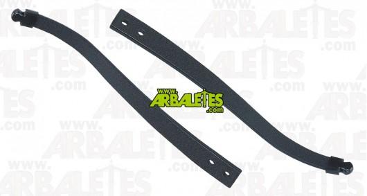 Arc noir pour arbalètes pliables - 150 lbs