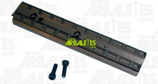 Rail 22 mm pour arbalète Ten Point