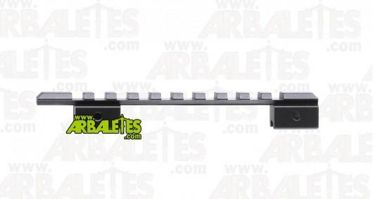 Convertisseur de rail 11 mm vers 22 mm