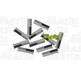 12 inserts de pointe pour flèches d'arc ou arbalète de la marque carbon express, compatibles avec toute flèche