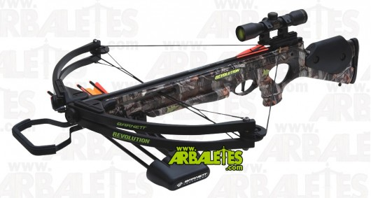 Barnett Revolution AVI camo - 150 lbs