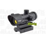 Un optique de visée point rouge Walther PS55 haut montable sur toute arme dotée d'un rail Picatinny/Weaver de 22 mm