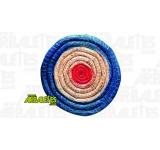 Une cible en paille de 60 cm pour le tir à l'arbalète à utiliser à une distance minimum de 30 mètres. Epaisseur de 3cm