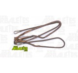 Une corde de rechange tressée, renforcée et pré-cirée pour arbalète Hawk 225 livres