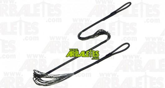 Corde de rechange pour arbalète à poulies - 42 cm