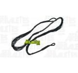 Une corded'arbalète de rechange de 65 cm pour les arbalètes Barnett Commando (150 lbs), Barnett Wildcat sans poulies, Barnett Phantom Jr